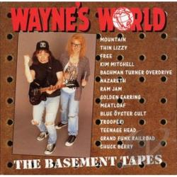 wayne 39 s world basement tapes soundtrack cd album