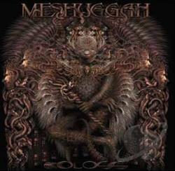 Meshuggah - Koloss CD Cover Art