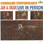 Jan & Dean - Command Performance DB Cover Art