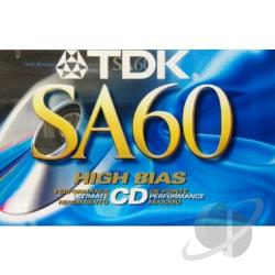 TDK - Sa60 High Bias Cover Art