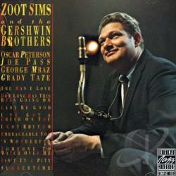 Sims, Zoot - Zoot Sims and the Gershwin Brothers CD Cover Art