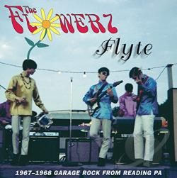 Flowerz - Flyte (1967-1968) CD Cover Art