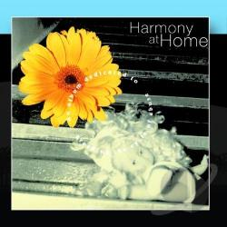 Harmony At Home CD Cover Art