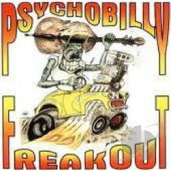 Psychobilly Freakout - Psychobilly Freakout CD Cover Art