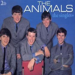Animals - Singles + CD Cover Art