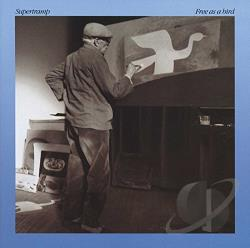 Supertramp - Free as a Bird CD Cover Art