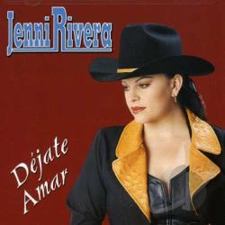 Rivera, Jenni - Dejate Amar CD Cover Art