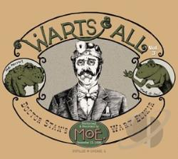 Moe - Warts & All, Vol. 3 CD Cover Art