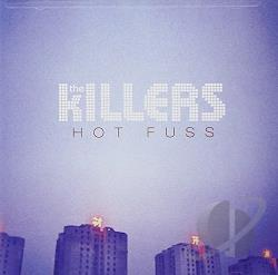 Killers - Hot Fuss CD Cover Art