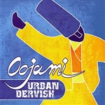 Oojami - Urban Dervish CD Cover Art