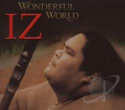 Kamakawiwo'ole, Israel - Wonderful World CD Cover Art