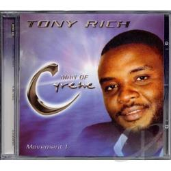 Rich, Tony - Man Of Cyrene: Movement 1 CD Cover Art