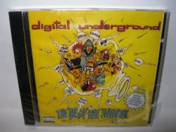 Digital Underground - Body-Hat Syndrome CD Cover Art