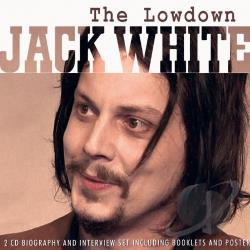 White, Jack - Lowdown CD Cover Art