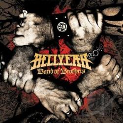 HELLYEAH - Band of Brothers CD Cover Art