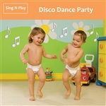 Fisher-Price / Various Artists - Little People: Disco Dance Party CD Cover Art