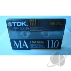 Ma-110 Metal Bias - Single Cover Art