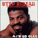 Step Rideau & The Zydeco Outlaw - I'm So Glad CD Cover Art