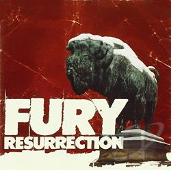 Fury - Resurrection CD Cover Art