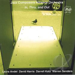 Jazz Composers Alliance Orchestra - In, Thru, and Out CD Cover Art