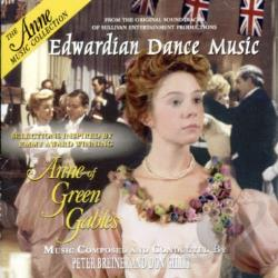 Anne Of Green Gables: Edwardian Dance Music CD Cover Art