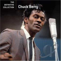Berry, Chuck - Definitive Collection CD Cover Art