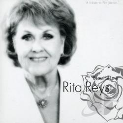 Reys, Rita - Beautiful Love: A Tribute To Pim Jacobs CD Cover Art