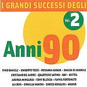 Anni 90' Vol. 2 CD Cover Art