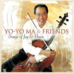 Ma, Yo Yo and Friends - Songs Of Joy And Peace CD Cover Art