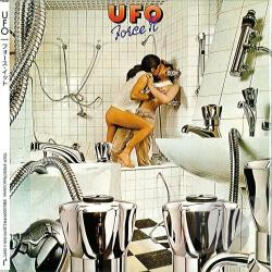 U.F.O. - Force It CD Cover Art