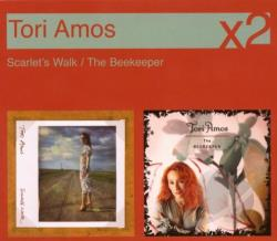 Amos, Tori - Scarlet's Walk CD Cover Art