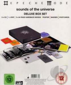 Depeche Mode - Sounds of the Universe CD Cover Art