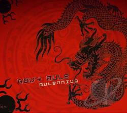 Gov't Mule - Mulennium CD Cover Art