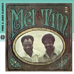 Mel & Tim - Mel & Tiim CD Cover Art