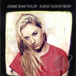 Taylor, Joanne Shaw - Almost Always Never CD Cover Art