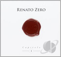 Zero, Renato - Amo CD Cover Art