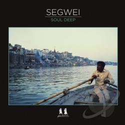 Segwei - Soul Deep CD Cover Art