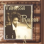 Rubin, Vanessa - Vanessa Rubin Sings CD Cover Art