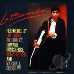 La Bamba CD Cover Art