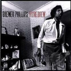 Phillips, Brewer - Homebrew CD Cover Art