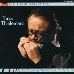 Thielemans, Toots - Silver Collection CD Cover Art