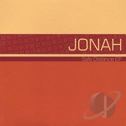 Jonah - Safe Distance CD Cover Art