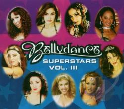 Bellydance Superstars, Vol. 3 CD Cover Art
