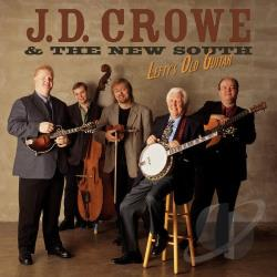 J.D. Crowe & the New South - Lefty's Old Guitar CD Cover Art