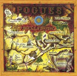 Pogues - Hell's Ditch: Expanded & Remastered CD Cover Art
