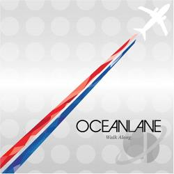 Oceanlane - Walk Along CD Cover Art