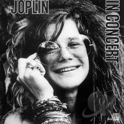 Joplin, Janis - In Concert CD Cover Art
