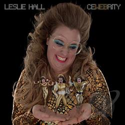 Hall, Leslie - Cewebrity CD Cover Art