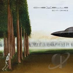Chevelle - Sci-Fi Crimes CD Cover Art
