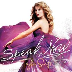 Swift, Taylor - Speak Now LP Cover Art